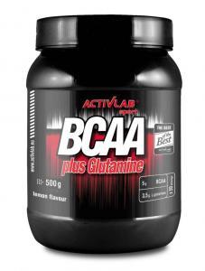 BCAA plus Glutamine 500 г Activlab