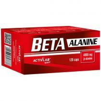 Beta Alanine 120 капс Activlab