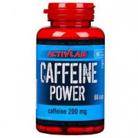 Caffeine Power 60 капс Activlab