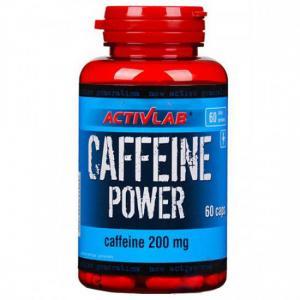 Caffeine Power 60 капс Activlab