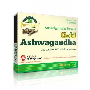 Olimp Ashwagandha GOLD 30 капс