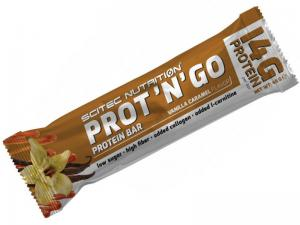 Protein 'N' Go 45 г Scitec Nutrition