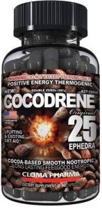 Cloma Pharma Cocodrene 90 капс