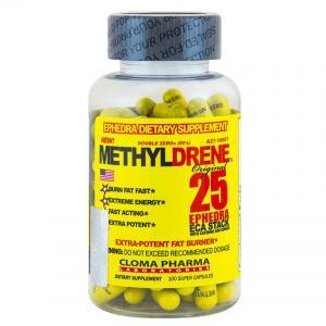 Cloma Pharma Methyldrene 25 100 капс