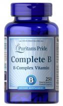 Puritan's Pride Complete B (B-Complex Vitamin) 100 капс