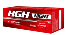 HGH Night 60 капс Activlab