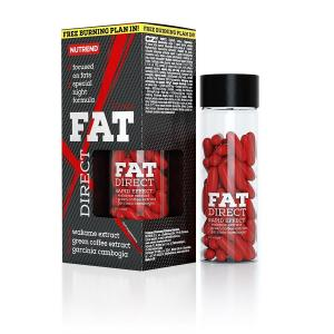 Fat Direct 60 caps +Multivitamin 60 caps Nutrend