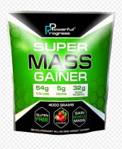 Super Mass Gainer 4000 г Powerful Progress