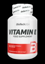 Vitamin Е  100 капс Biotech