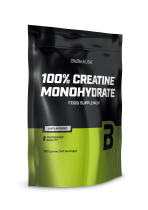 100% Creatine Monohydrate 500 г (пакет) Biotech