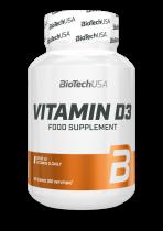 Vitamin D3 60 таб Biotech