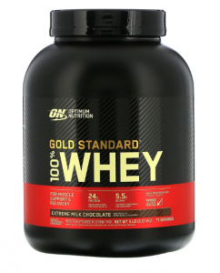 Optimum Nutrition 100% Whey Gold Standard 2270 г