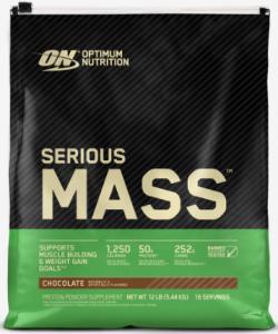 Optimum Nutrition Serious Mass 5400 г