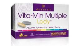 VITA-MIN multiple Lady 40 таб Olimp Labs