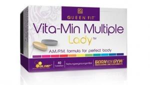 VITA-MIN multiple Lady 40 таб Olimp Labs